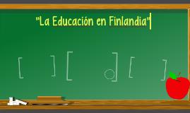 La Educación Filandesa