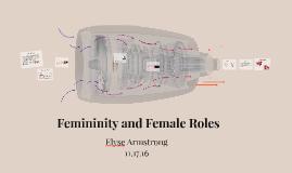 Femininity and Female Roles - Macbeth