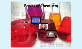 Basics of Chemistry