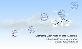 Library Service in the Clouds