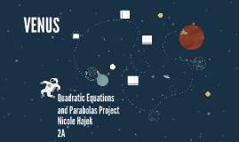 Quadratic Equations and Parabolas Project