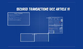 Secured Transactions (UCC Article 9)