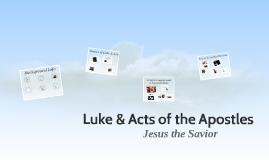 NT Chapter 6: Luke
