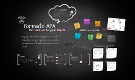 Formato APA 6TA ED.