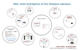 Moi, mon entreprise et les réseaux sociaux