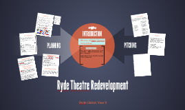 Y8 RG Ryde Theatre Redevelopment