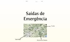 Saídas de Emergência