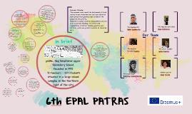 6o EPAL PATRAS