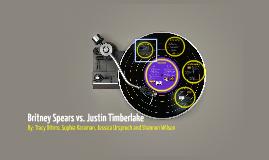 Britney Spears vs. Justin Timberlake