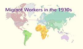 Copy of Migrant Workers in the 1930s