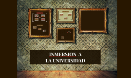 INMERSION A
