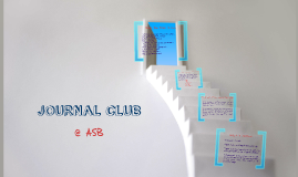 JOURNAL CLUB @ ASB