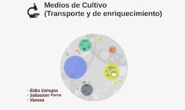Copy of Medios de Cultivo