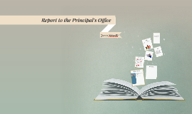 Report to the Principles Office