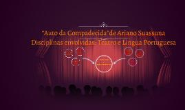 """""""Auto da Compadecida""""de Ariano Suassuna"""
