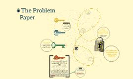 The Programs' Problem Paper
