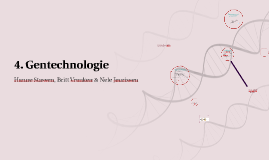 4. Gentechnologie