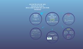 Copy of DECRETO 1072 DE 2015, TITULO 4 CAP 6