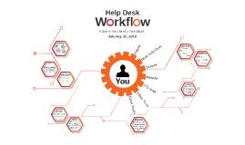 Help Desk Workflow Spring 2016