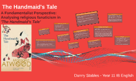 The Handmaid's Tale IOP