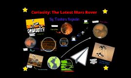 """""""Curiosity"""" The Next Rover on Mars"""