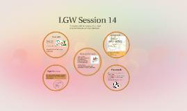 LGW Session 14 2016