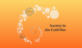 Society in the Cold War