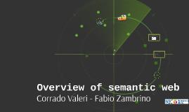 Deepening on semantic web
