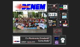 Copy of Copy of Copy of Direção Executiva Nacional de Medicina - DENEM