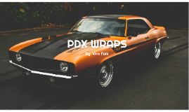 PDX WRAPS