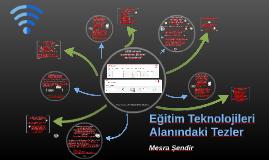 EDT5101: Sunum#9