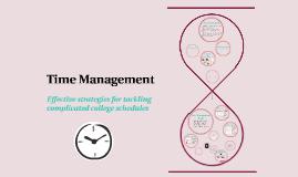 Copy of Time Management for Tutors