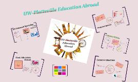 Copy of Alyssa - UW-Platteville Education Abroad