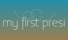 my first presi