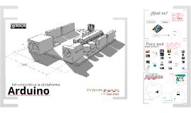 Copy of Presentación Arduino
