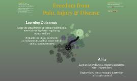 Pain, Injury & Disease