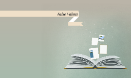 False Values