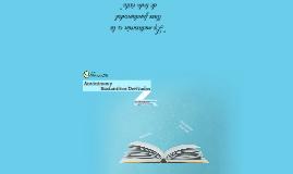 Antonimos y Sustantivos Derivados