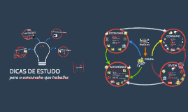 Copy of Dicas de Estudo