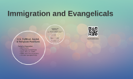 Immigration - Fall '15 Chapel Talk