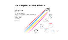 Copy of The Airlines Industry