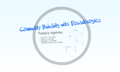 Community Building With Technology