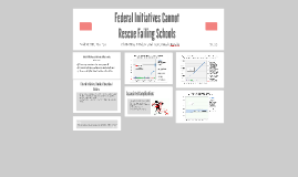 Federal Initiatives in Education