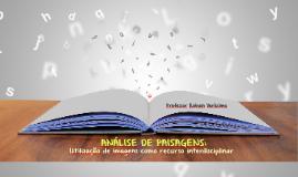 OFICINA: Análise de Paisagens - utiização de imagens como recurso interdisciplinar