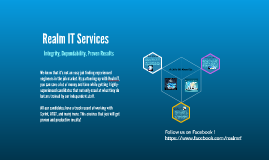 Realm IT Services