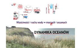 dynamika oceanów
