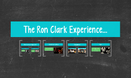 Implementing the Ron Clark Experience