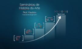 Seminários de História da Arte - 2016