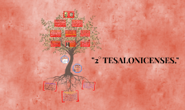 "Copy of ""2° TESALONICENSES."""