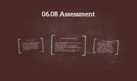 06.08 Assessment